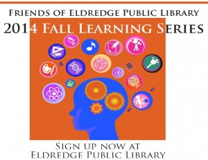 fall 2014 learning series