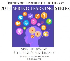 spring 2014 learning series
