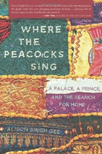 where peacock sings