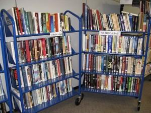 booksalecarts