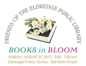 Books in bloom 2017 half